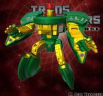 Classics Cosmos - Robot Mode