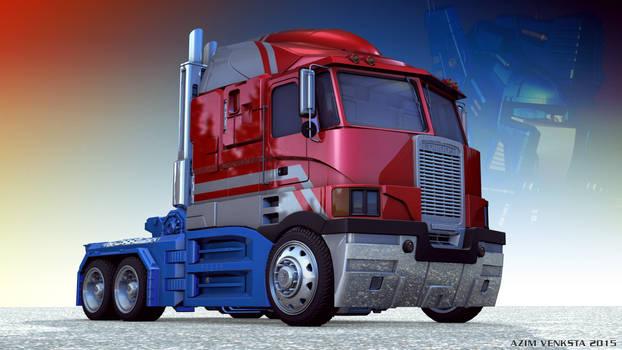 Realistic Classics Optimus Prime - Truck Mode
