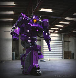 G1 Shockwave by Venksta