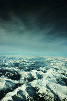 Away Over Mountains by Bonnayleybay