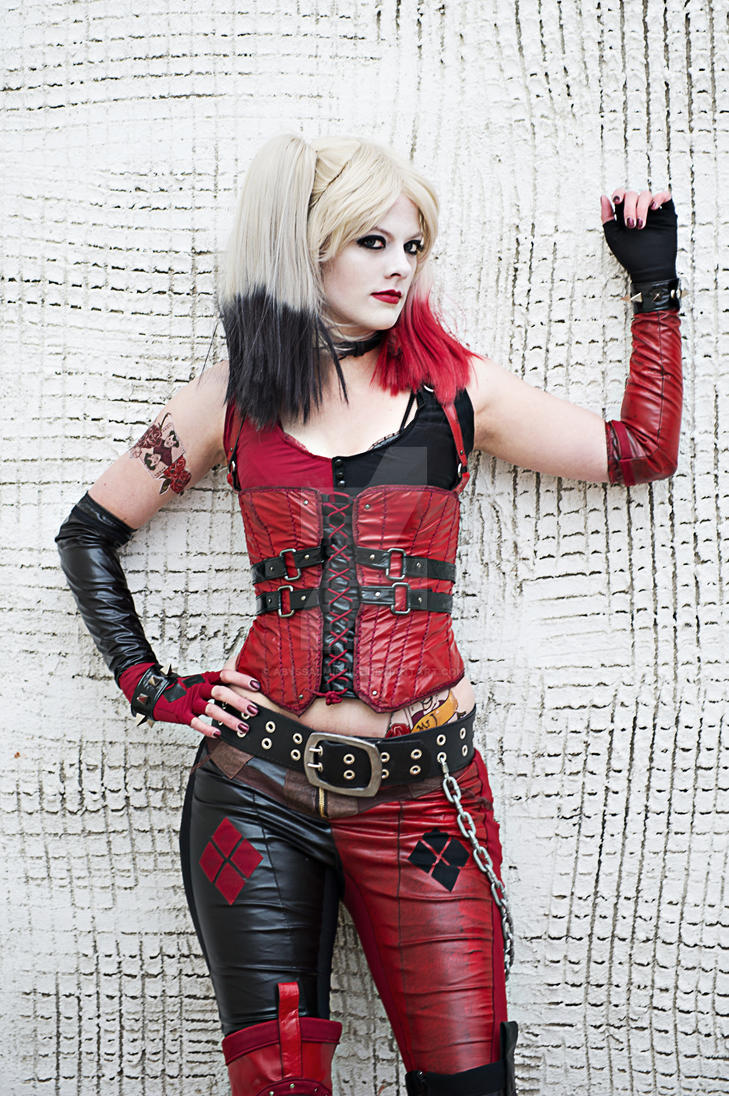 Harley Quinn, Pleased to Meetcha! by abyssalmissile