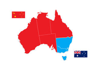 North and South Australia