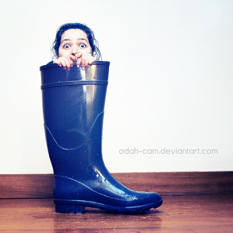 Neverending rain by odah-cam