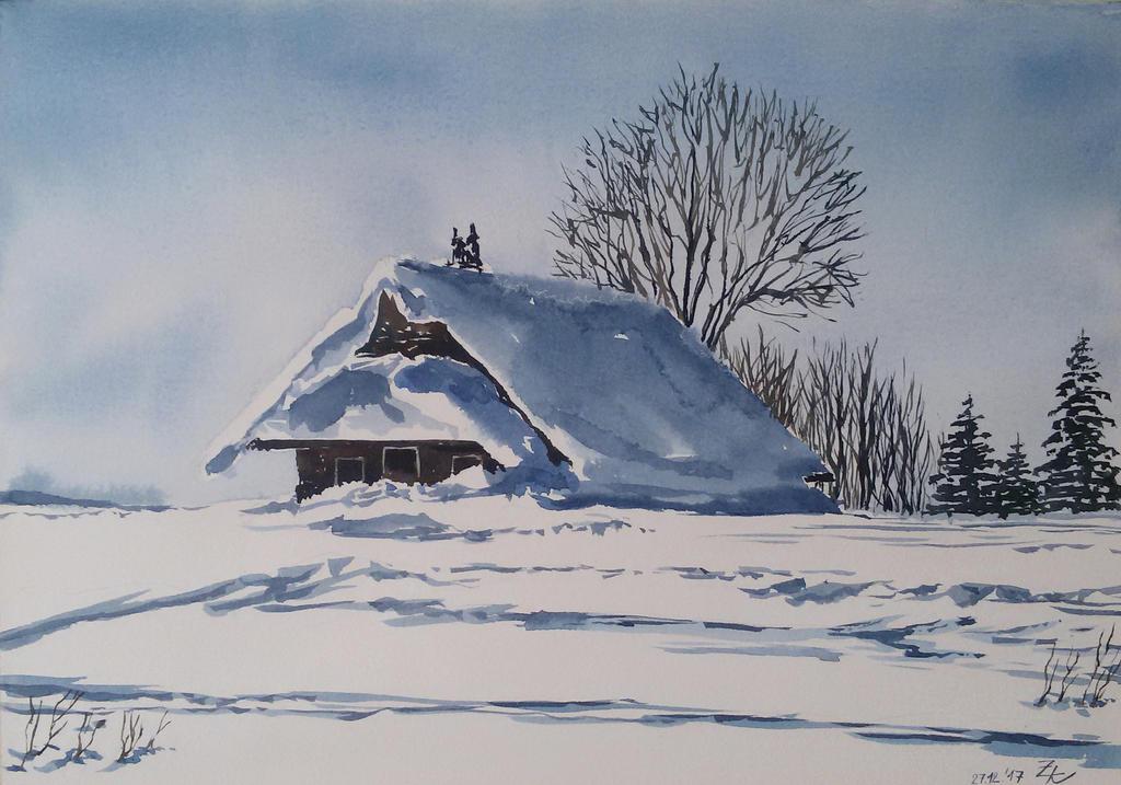 2017 12 27 White by keryneja