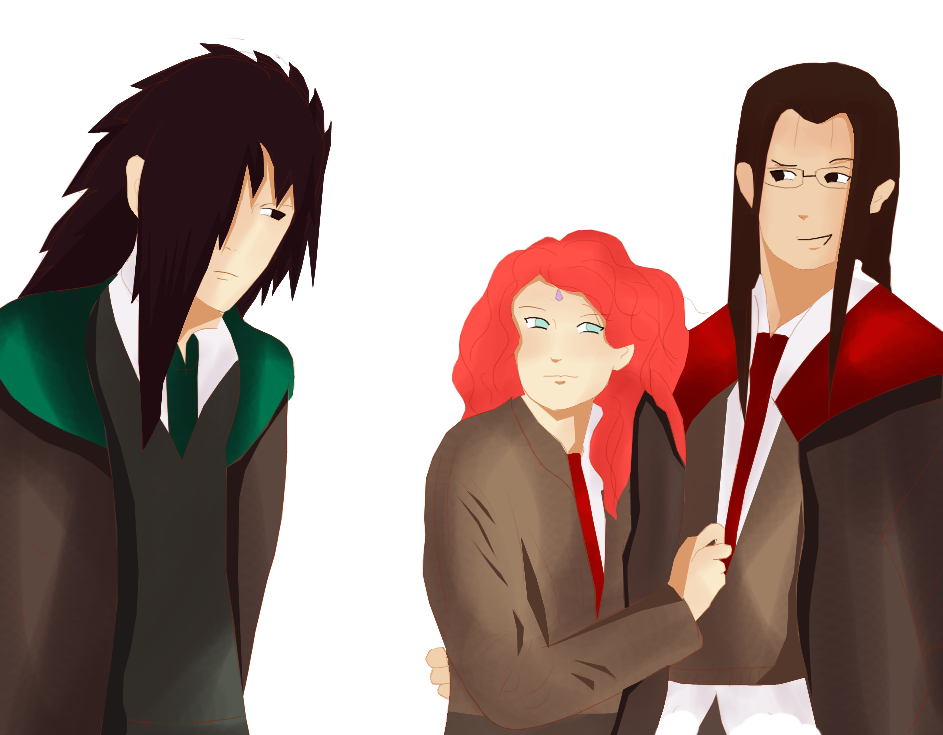 madara and hashirama and mito - photo #6