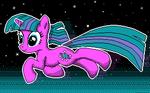 Twilight Sparkle in CGA