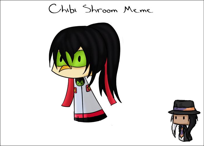 ::Pokecino::ChibishroomMeme by Keal-aloha
