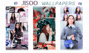 [wallpapers] JISOO - BLACKPINK
