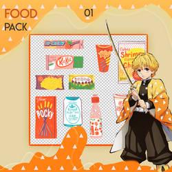 FOOD PACK #01