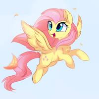 Fluttering by Aureai