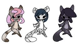 Anthro Adopts [CLOSED] by FlaaffysTaffyAdopts