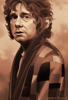 Bilbo Baggins by GarrettVFinazzo