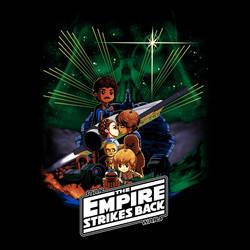 Star Wars: The Empire Strikes Back (TeeTurtle)