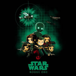 Star Wars: Rogue One (TeeTurtle)