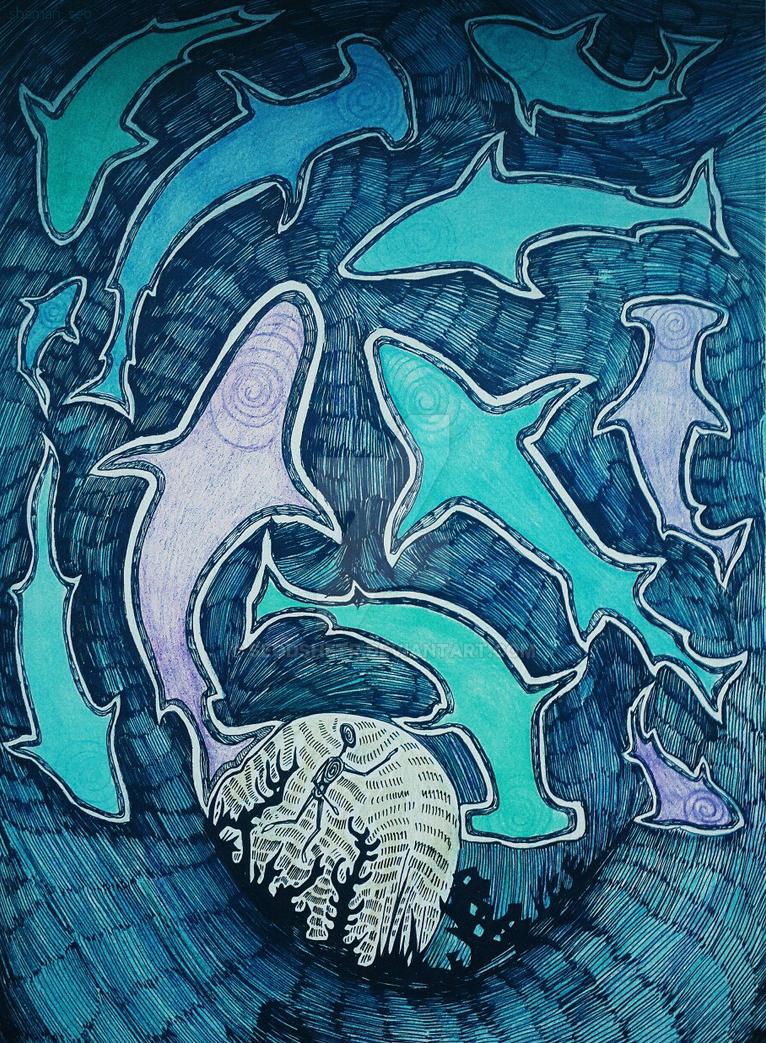 SHARKS by seodshetr