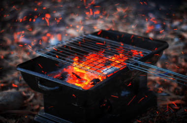 Barbecue by tugrulnohutcu