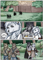 The Wolf Child Chapter 1 Page 1 by jazz316