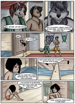 The Wolf Child Chapter 2 Page 9