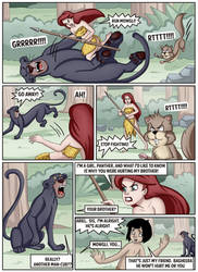 Ariel and Mowgli Chapter 7 Page 10