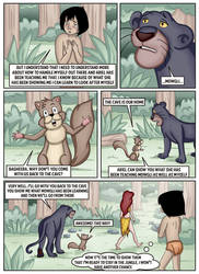 Ariel and Mowgli Chapter 7 Page 14 {End}