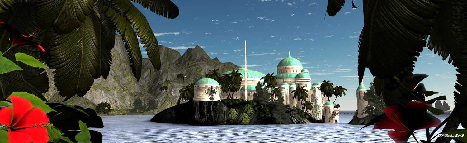The Gardens of Naboo by DollyGirl13