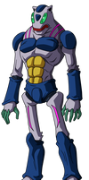 Nigurisshi - Dragon Ball Super - Universo 3
