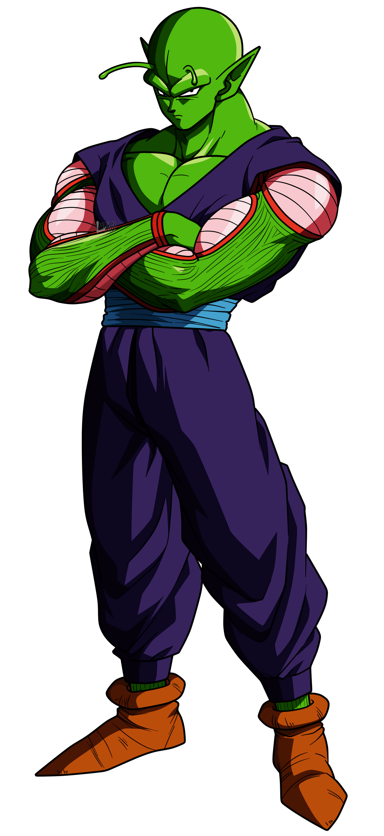 Piccolo #2 by UrielALV on DeviantArt