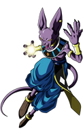 Beerus by UrielALV