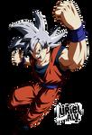 Adios Goku