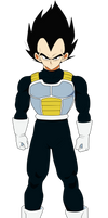 Vegeta- Dragon Ball Super-Broly