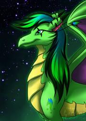 Giftart - Moonshine Evergreen