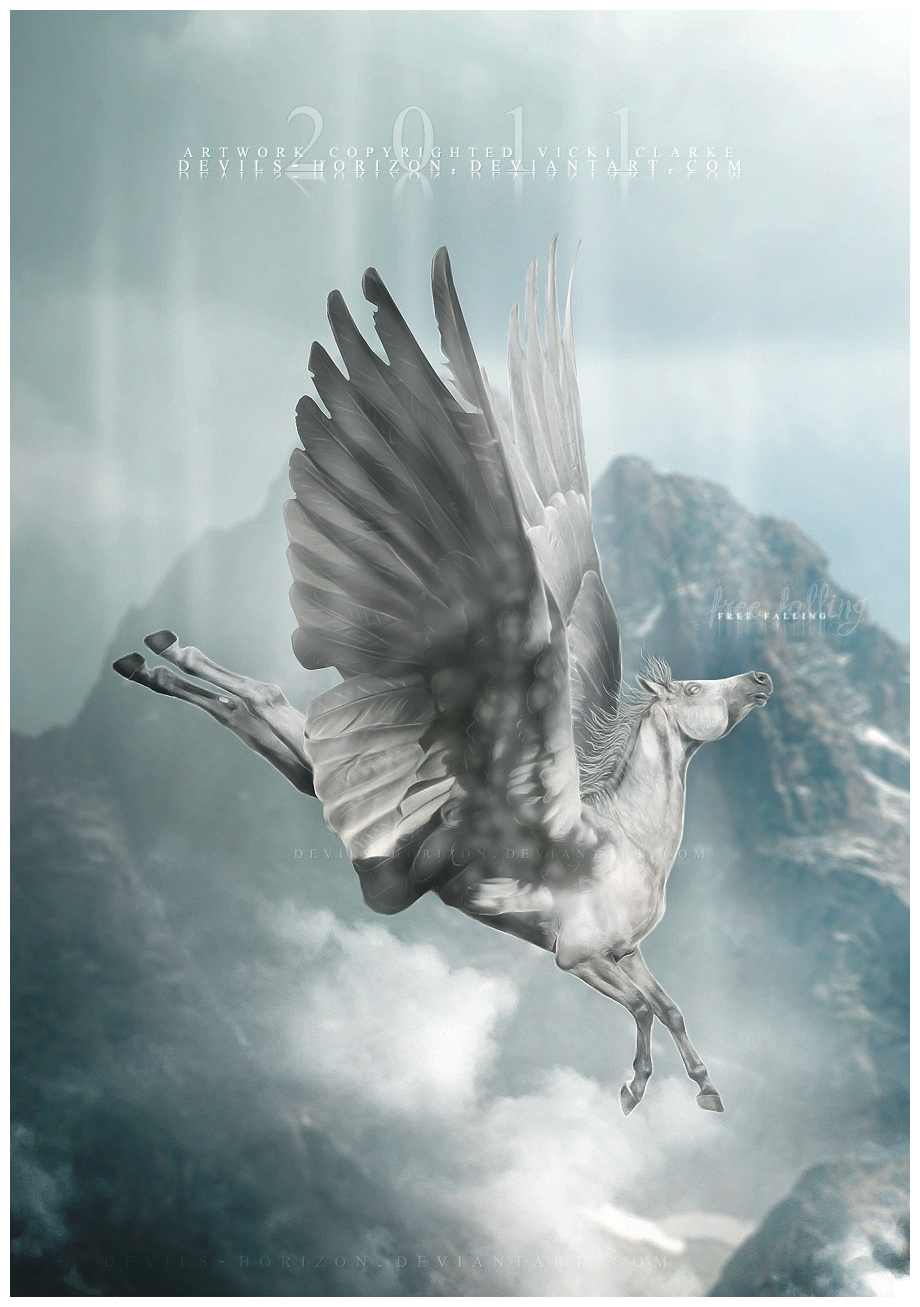 free falling.. by devils-horizon