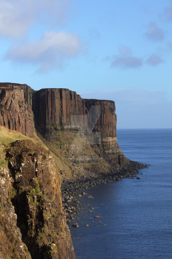 Kilt Rock - Sneak Peek Stock by devils-horizon