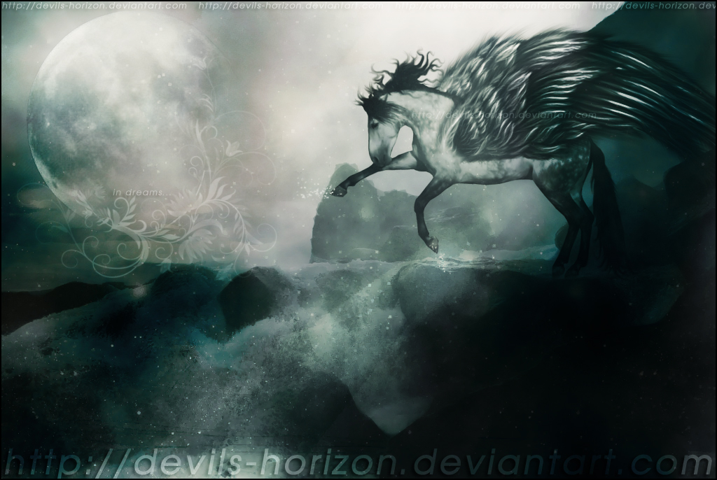 in dreams.. by devils-horizon