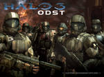Halo 3: ODST Squad