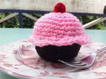 Cupcake plushie