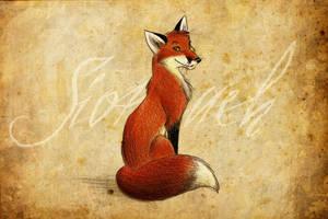 i feel pretty...oh so pretty by Culpeo-Fox