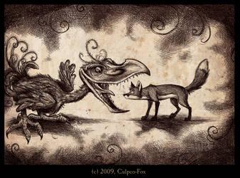 Curiosity by Culpeo-Fox