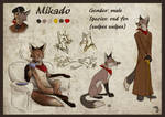 Mikado Sheet by Culpeo-Fox