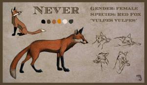 Never Sheet by Culpeo-Fox