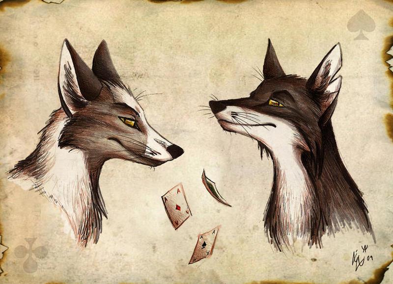Vixenkillers by Culpeo-Fox on DeviantArt