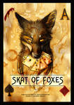 Skat of Foxes Card game