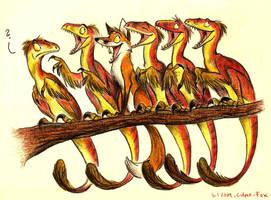 Raptor Chant by Culpeo-Fox