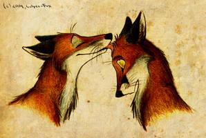 Uh, sweetheart... by Culpeo-Fox