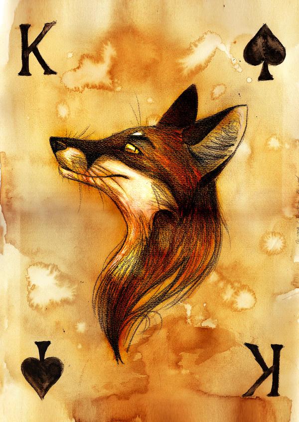 King of Spades by Culpeo-Fox