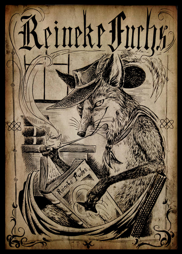 Reynard Fox by Culpeo-Fox