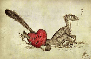 Herz by Culpeo-Fox