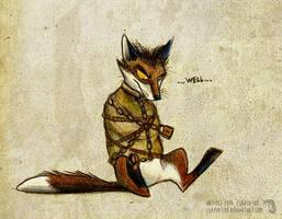 Escape, plz by Culpeo-Fox