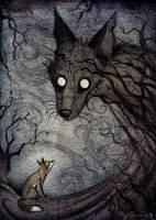 Encounter by Culpeo-Fox