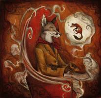Fume Dance by Culpeo-Fox
